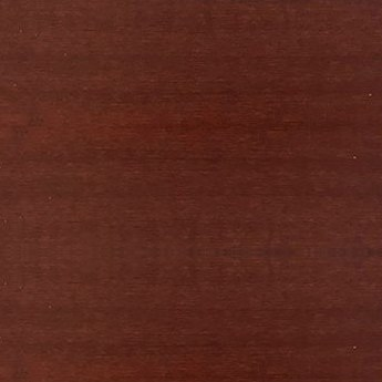 cherry color wooden horizontal blind