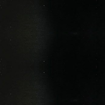 black color wooden horizontal blind